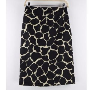 Harold's Skirt animal print Size 0